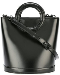 Opening Ceremony Round Handle Bucket Bag