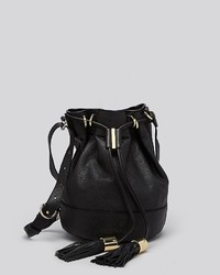 See by Chloe See By Chlo Shoulder Bag Vicki Small Leather Bucket