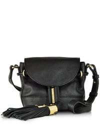 See by Chloe See By Chlo Vicki Leather Mini Bucket Bag Wtassels