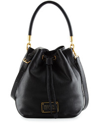Marc by Marc Jacobs Too Hot To Handle Bucket Bag Black