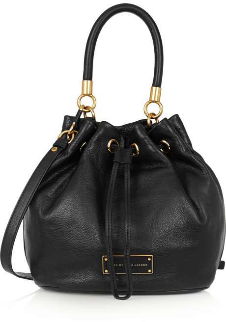 Marc By Jacobs Too Hot To Handle Textured Leather Bucket Bag