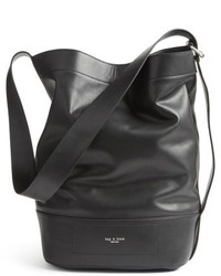 Walker sling leather bucket bag black medium 5361160