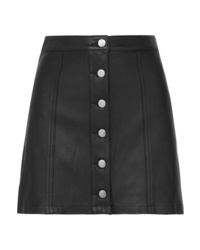 Rag & Bone Rosie Leather Mini Skirt