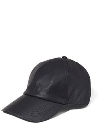 Express Leather Baseball Hat