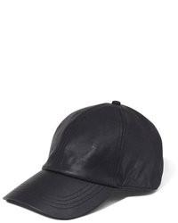 Express Leather Baseball Hat