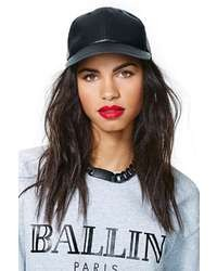 Nasty Gal Cheap Monday Paper Cap