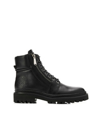 Balmain Army Lace Up Boots
