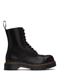Dr. Martens Black 8761 Bxb Boots