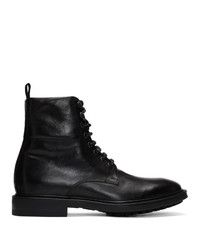 Paul Smith Black Arno Boots