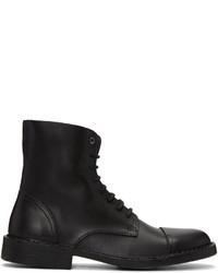 Black d pit boots medium 1183595