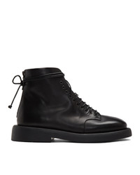 Marsèll Black Gomme Polacco Boots