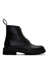 Hugo Black Impact B 01 Boots