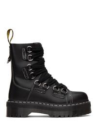 Dr. Martens Black Jadon Xl Quad Retro Boots