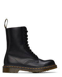 Dr. Martens Black Smooth 1490 Boots