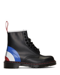 Dr. Martens Black The Who Edition 1460 Lace Up Boots