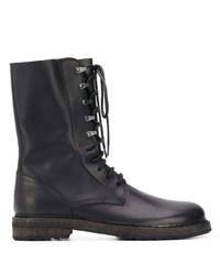 Ann Demeulemeester Calf Length Boots