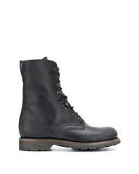 Maison Margiela Classic Lace Up Boots