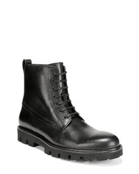 Vince Commander Plain Toe Boot
