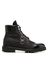 Philipp Plein Institutional Boots