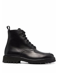 Kenzo K Mount Lace Up Ankle Boots