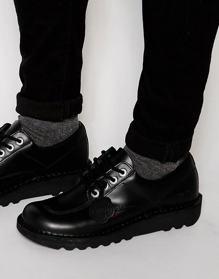 Kickers Kick Lo Shoes, $113   Asos