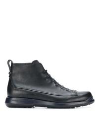 Giorgio Armani Lace Up Boots