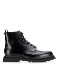 Prada Lace Up Boots