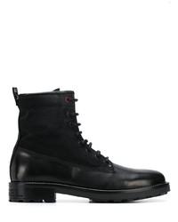 Diesel Lace Up Combat Boots