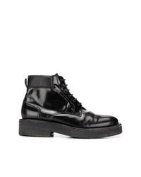 AMI Alexandre Mattiussi Laced Boots