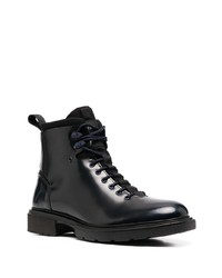 BOSS Leather Ankle Boots