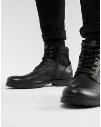 Jack & Jones Leather Boot