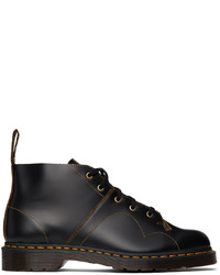 Dr. Martens Leather Church Boots