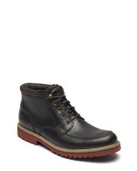Rockport Marshall Moc Toe Boot