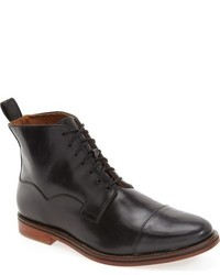 J Shoes Raider Cap Toe Boot