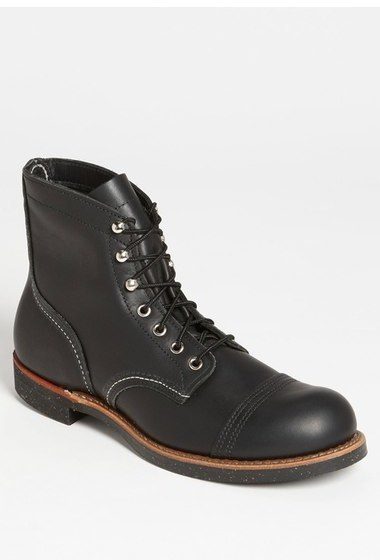 Red Wing Shoes Red Wing Iron Ranger 6 Inch Cap Toe Boot