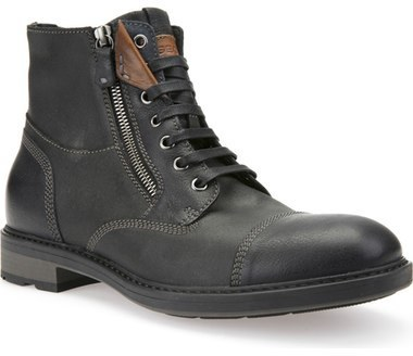 Geox Rick Move Mid Cap Toe Boot