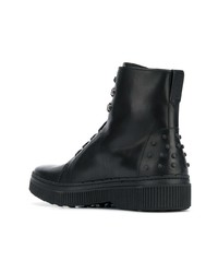Tod's Studded Gommino Boots
