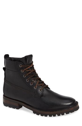 Frye Union Plain Toe Boot