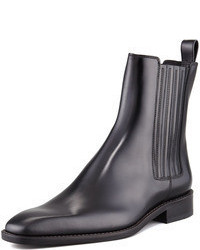 DSquared 2 Leather Chelsea Boot Black