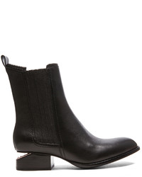 rag and bone rag bone dover leather ankle boot black where to buy how to wear. Black Bedroom Furniture Sets. Home Design Ideas