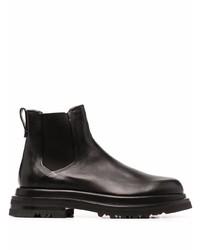 Giorgio Armani Ankle Chelsea Boots