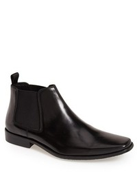 Dune London Arkwright Leather Chelsea Boot