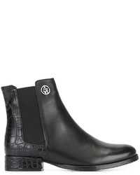 Armani Jeans Chelsea Boots