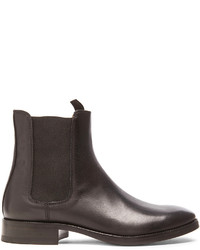 Acne Studios Bess Chelsea Leather Boots