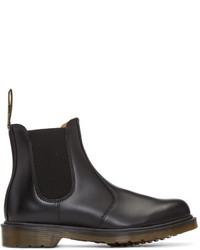 Black 2976 chelsea boots medium 746820