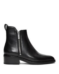 3.1 Phillip Lim Black Alexa Chelsea Boots