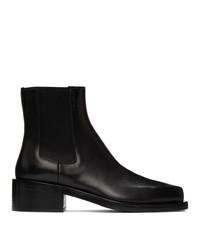Givenchy Black Austin Show Chelsea Boots