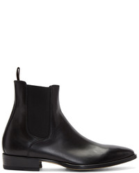 Paul Smith Black Bobby Chelsea Boots