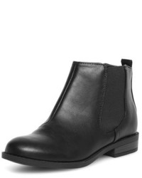 Dorothy Perkins Black Chelsea Ankle Boots