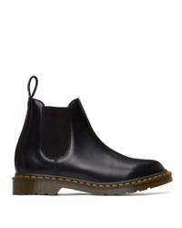 Comme Des Garcons Comme Des Garcons Black Dr Martens Edition Made In England Chelsea Boots